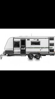 Crusader Bunki off-road family bunk caravan for hire Attadale WA Attadale Melville Area Preview