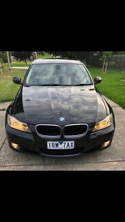 Immaculate in and out Bmw 320i executive 2010 lowkms Rego rwc $11800 Endeavour Hills Casey Area Preview