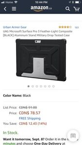 New uag case for Microsoft surface 3