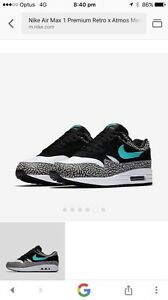 Wanted air Max 1 size 10 Newcastle Newcastle Area Preview