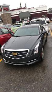 2015 Cadillac ATS4