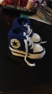 Homemade baby shoes
