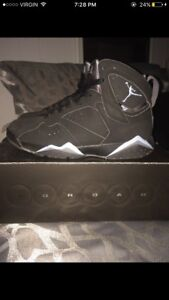 Air Jordan Retro 7 Chambray 2006 retro VNDS
