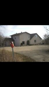 Acreage for rent or sale.