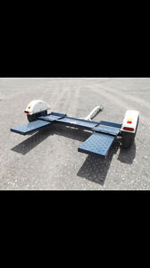 Tow Dolly Remorque auto trailer