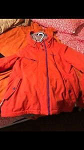 Large bench winter jacket