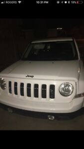 2014 Jeep Patriot - $13,000