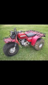 Wtb Big Red 250 Must Be In Good Condition