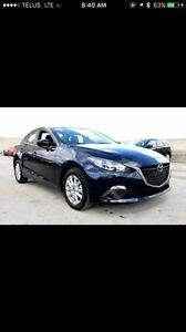 2016 Mazda3 GS fully loaded lease takeover