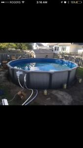 Swimming pool/liner installation and repairs