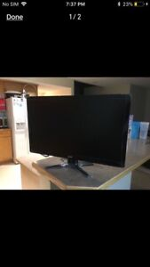 """Acer G6 """"23"""" Inch Screen LED Monitor"""