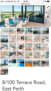 Unique podium living in city center with 180 view of swan river East Perth Perth City Area Preview