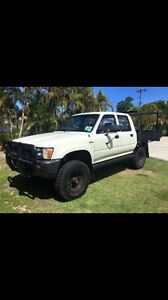 Ln105R 1990 Toyota hilux Tallebudgera Gold Coast South Preview