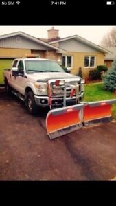Commercial snow removal & property maintenance  (Barrie)