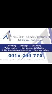 Plumber-  local and reliable Rockdale Rockdale Area Preview