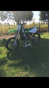 2001 Kawasaki KX 250