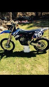 YZ250F part out