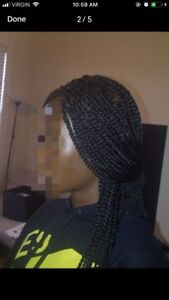 CHEAP BRAIDS AND WEAVES BY AFRICAN HAIR STYLIST