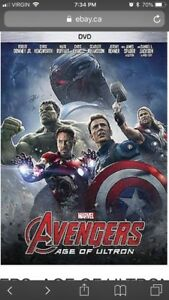 Looking for Avengers Age of Ultron on dvd