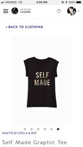 Maette by Stella and Dot T!
