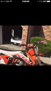 2013 KTM 250sx *MUST SEE*
