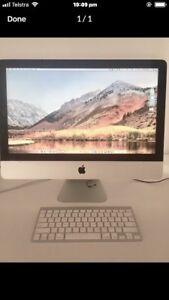 Apple Mac desktop