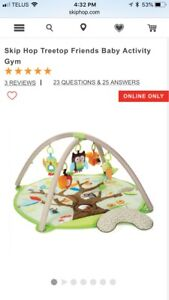 Skip Hop Tree Top Baby Play Mat
