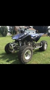 2008 trx 450r with ownership