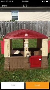 Looking for outdoor play house