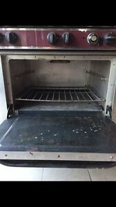 Commercial oven & stove