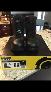 "Original Swat 9"" Safety Boot."