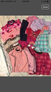 Girl's 24 mnth clothing