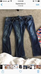 Miss me like brand new  woman's jean size 28