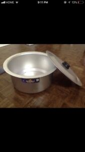 ALUMINUM COOKING POT SIZE 8