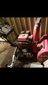 Honda snowblower for sale
