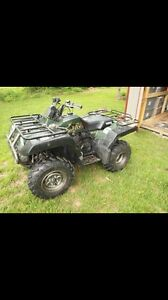 1998-2001 Yamaha grizzly 600 parts