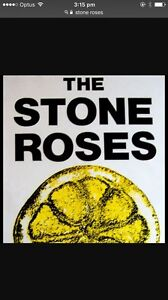 Stone Roses ticket for sale at the Opera House Balmain Leichhardt Area Preview