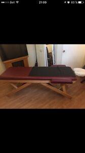 Table à massage fixe Nomad instant