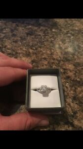 Brand new engagement ring