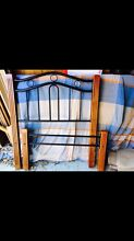 Single bed frame and mattress Seven Hills Blacktown Area Preview