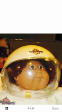 WANTED: CABBAGE PATCH 1985 ASTRONAUT HELMET AND BACK PACK Beeliar Cockburn Area Preview
