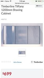 Timberline High Quality Shaving Cabinets (4 in total) Prestons Liverpool Area Preview