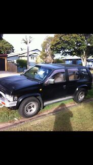 1993 Nissan Terrano Wagon Muswellbrook Muswellbrook Area Preview