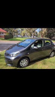 RENT to OWN!!  2013 Toyota Yaris Hatch Manual