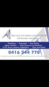 Plumbing and gas Canterbury Canterbury Area Preview