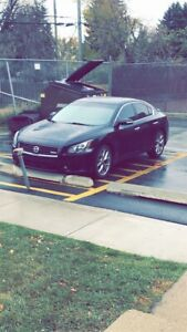 Nissan maxima 2011 / sport package