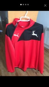 Puma jacket Notts County Cricket