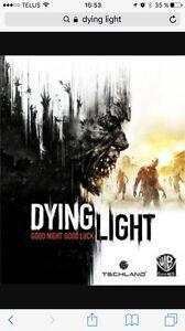Dying light et madden 25 a vendre