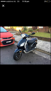 Piaggio Fly 150cc Potts Point Inner Sydney Preview