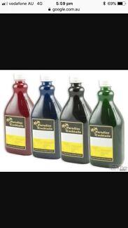 Slushie Machine Syrups $15ea
